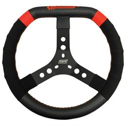 Max Papis Innovations MPI-KD-14-A Karting Steering Wheel, 14 Inch