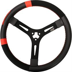 Max Papis Innovations MPI-KND-15 3 Spoke Steering Wheel, 14.75 In
