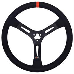 Max Papis Innovations MPI-DM-15-A 3 Spoke Steering Wheel, 15 Inch