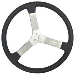 Max Papis Innovations MPI-DMR-17 Dished Steering Wheel, 17 Inch