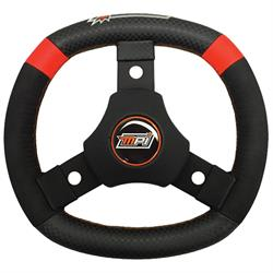 Max Papis Innovations MPI-KQS-11 Square GM Steering Wheel, 11 In