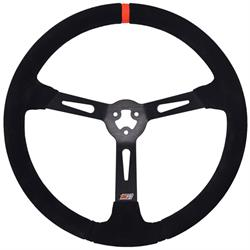 Max Papis Innovations MPI-LM-15-A 3-Hole Steering Wheel, 15 Inch