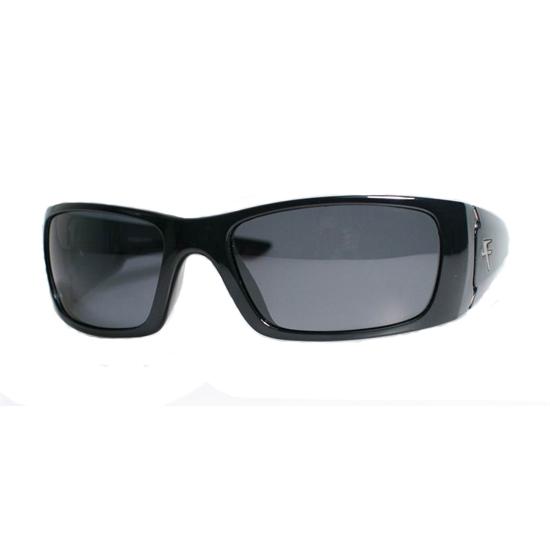 56c07b0602a63 Garage Sale - Fatheadz Eyewear 4970118 Black Nitro Sunglasses