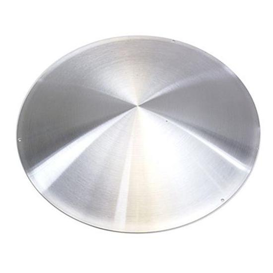Spun Aluminum Disc 14 Inch Wheel Cover