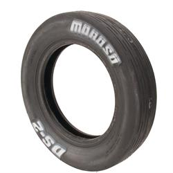 Moroso 17025 DS-2 Front Drag Tire, 25 x 4.5 x 15 Inch, Blackwall