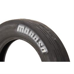 Moroso 17026 DS-2 Front Drag Tire, 26 x 4.5 x 15 Inch, Blackwall