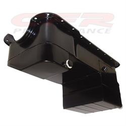 Garage Sale - 1979-93 Ford Small Block 351W Drag Racing Oil Pan, Black