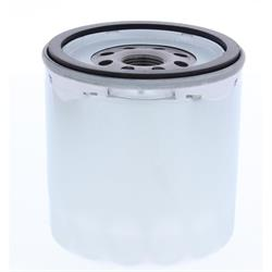 Short Chrome Oil Filter, Chevy