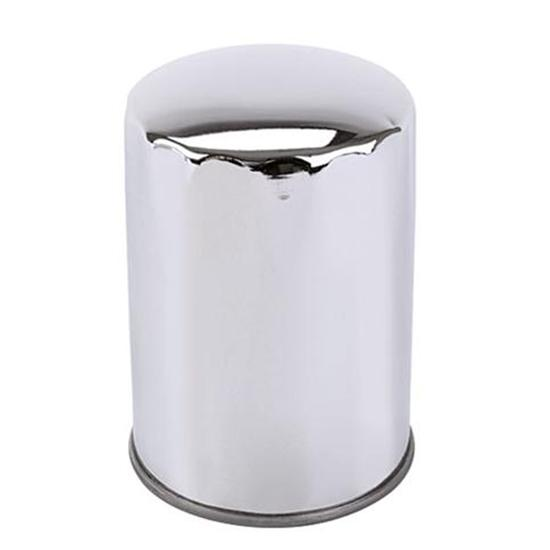 Ford-Mopar 3/4-16 Chrome Oil Filter