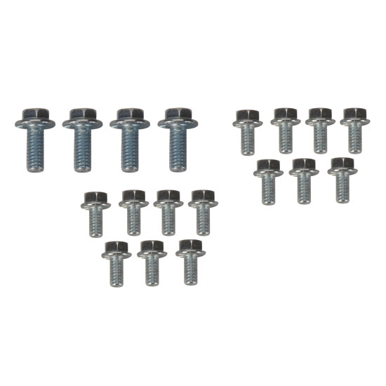 Moroso 38550 Small Block Chevy Oil Pan Self Locking Bolt Kit