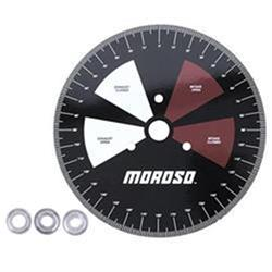 Moroso 62190 11 Inch Degree Wheel