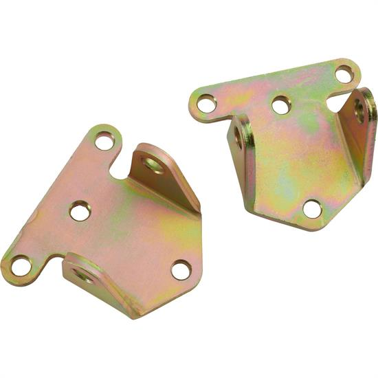 Speedway SBC/BBC Chevy V8 Solid Steel Motor Mounts