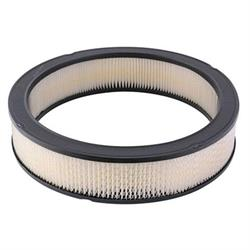 Replacement Paper Air Filter Element, 14 x 3 Inch