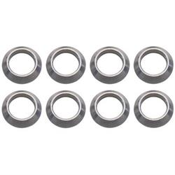 Aluminum Cone Spacers for Rod Ends, 1/2 Inch