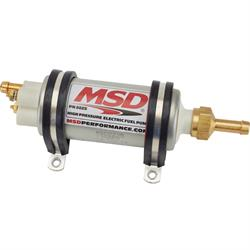 MSD 2225 In-Line Hi-Pressure Fuel Pump