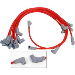 MSD 30479 SB Chevy, 8541 Crab Cap Super Conductor Plug Wires