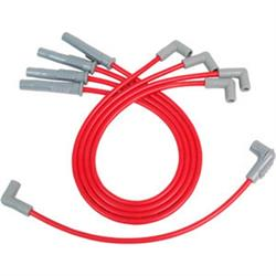 MSD 31259 Super Conductor Plug Wires, Ford 2300 4 Cyl.
