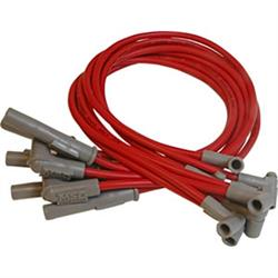 MSD 31409 Super Conductor Plug Wires Chevy 82-83 Camaro, Trans Am