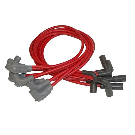 MSD Ignition 35659 8.5mm Super Conductor Spark Plug Wires