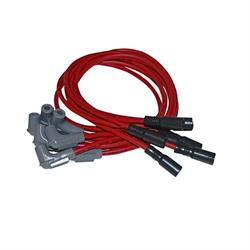 MSD 32179 Super Conductor Plug Wires, Chevy Corvette, LT1, V8, 92-97