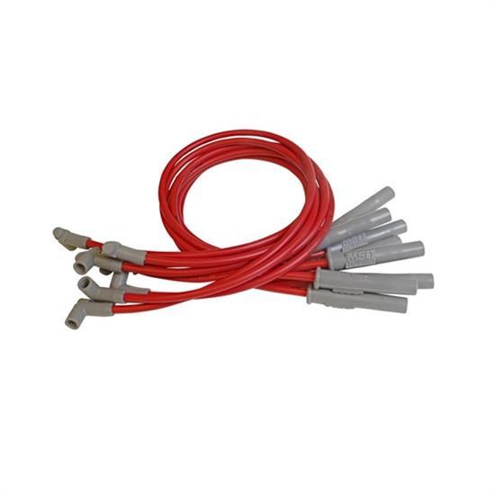 Excellent Msd 32189 Super Conductor Plug Wires Dodge Ram 94 97 318 360 Wiring 101 Hemtstreekradiomeanderfmnl