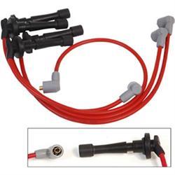 MSD 32369 Super Conductor Plug Wires, Honda Accord 2.2L 4Cyl 90-97