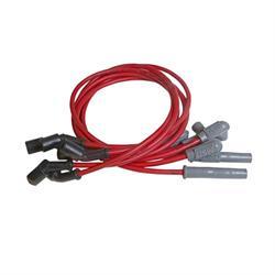 MSD 32839 Super Conductor Plug Wires, Vortec V-6, 98-99 4.3 Liter