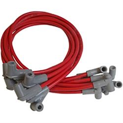 MSD 35609 Super Conductor Plug Wires, Big Block Chevy W/HEI Tower Cap