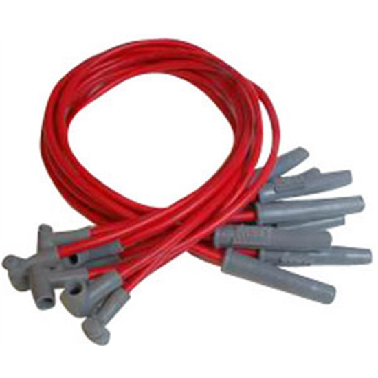 MSD 35859 Super Conductor Plug Wires, AMC V8 Engines With HEI Cap