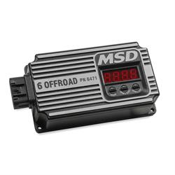 MSD 6471 Digital 6 Offroad Ignition