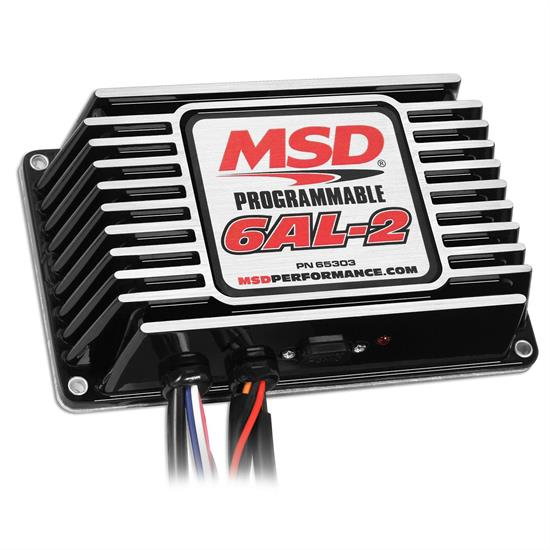 MSD 65303 MSD Black Digital Programmable 6AL-2