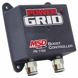 MSD 7763 Boost Controller, Up to 43.5 PSI