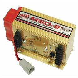 MSD 7805 MSD 8-Plus Ignition Control