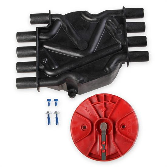 MSD 8017 Vortec Cap and Rotor Kit