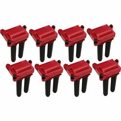MSD 82558 Hemi Coil-on-Plug, 2006-UP, 8-Pack