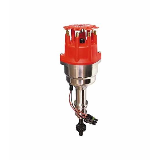 msd 83506 ford 351 460 ready to run marine distributor  351 windsor marine engine wiring harness #9