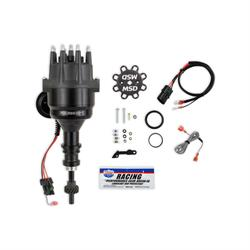 MSD 835231 Ford 289/302 Ready To Run Distributor, Steel Gear
