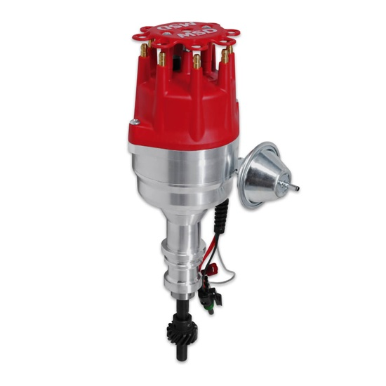 MSD 83541 Ford 351W Ready-To-Run Pro Billet Distributor