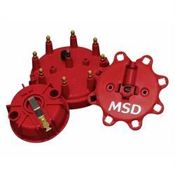 MSD 84085 MSD Cap, Rotor Kit - 8408, 8423