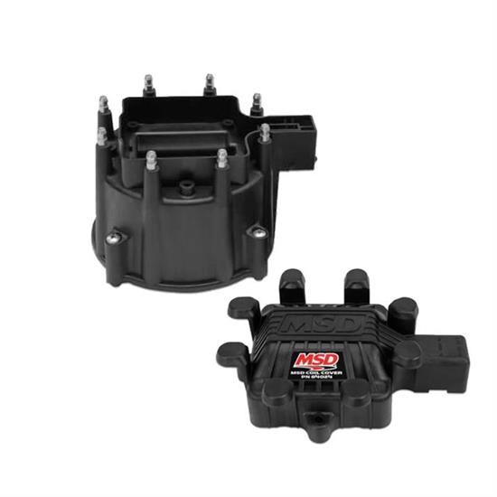 MSD Ignition 84113 Extreme Output Distributor Cap