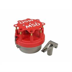 MSD 8414 Cap-A-Dapt Kit for 302-460 Ford V8