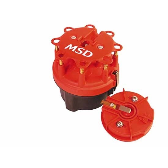 MSD Ignition 8421 Cap-A-Dapt Rotor Assembly