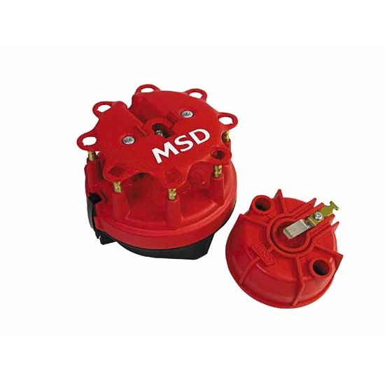 MSD 8441 Cap-A-Dapt for Small Diameter MSD Distributors