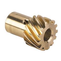 MSD 8471 Chevy Bronze Distributor Drive Gears
