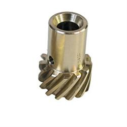 MSD 8472 Oversize Chevy Distributor Gear, Bronze