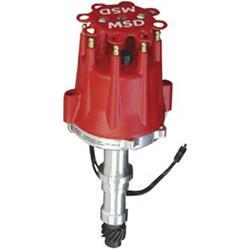 MSD 8517 Buick V8 400-455 Billet Distributor