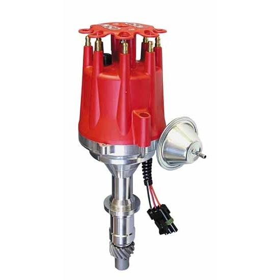 PN 8433 /& PN 8467 MSD 84335 Replacement Distributor Cap /& Rotor Kit HEI Style