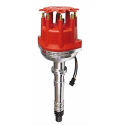 msd 8570 chevy pro-billet small diameter v8 distributor  speedway motors