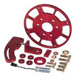 MSD 8615 Chevy Small Block 8 Inch Balancer Wheel Crank Trigger Kit
