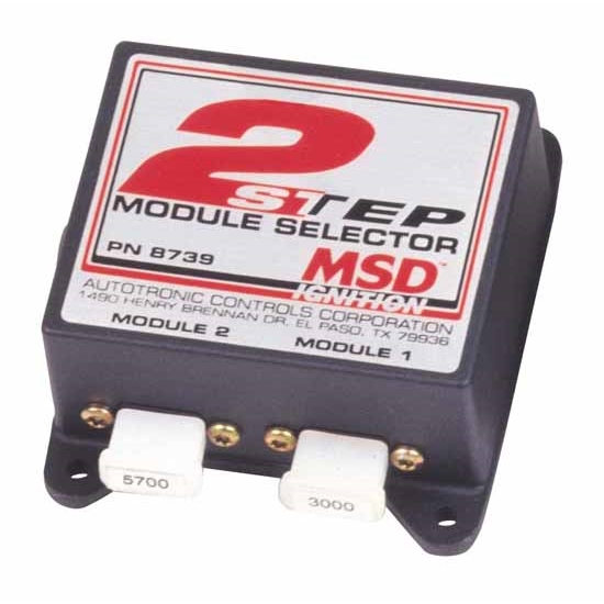 MSD 8739 Two Step Module Selector